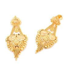 gold ear studs modern filigree jewelry search jewellery