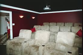 50 u0027s diner u0026 theater basement renovation bel air construction