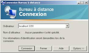connexion bureau à distance session à distance ufr eila
