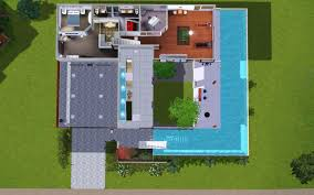 House Plan Names by Mod The Sims Tangga House