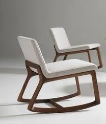 West Elm Ryder Rocking Chair Nodding Chair Niels Geertman Rock A By Baby Pinterest