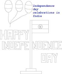 download indian national flag coloring printable page for kids