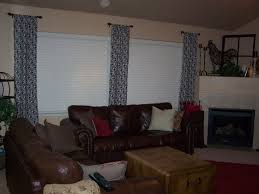 12 inch curtain rods