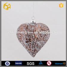 hanging shaped clear glass ornaments buy ornaments