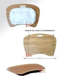 Portable Laptop Desk Walmart Bean Bag Table Laptop Pillow Tray Cushion Desk Cushioned
