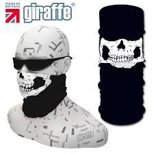 Black American Flag Bandana Skulls U0026 Gothic Bandanas Giraffe Uk