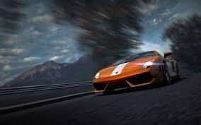 Lamborghini Gallardo Orange - image carrelease lamborghini gallardo lp 550 2 valentino balboni
