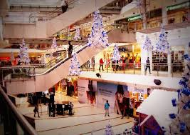 Christmas Decorations Online Mumbai by Paint The Town Blue This Christmas At Oberoi Mall Goregaon