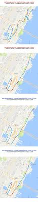 hudson bergen light rail map the township of weehawken transportation