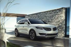 types of suvs lincoln mkc vs mkx vs navigator luxury suv u0026 crossover