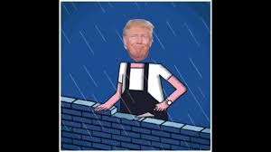 Meme Wall - trump building a wall meme youtube