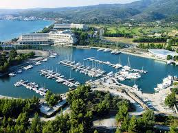porto carras grand resort marina halkidiki greece marinetek