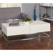 coffee table for long couch white coffee tables for less overstock com