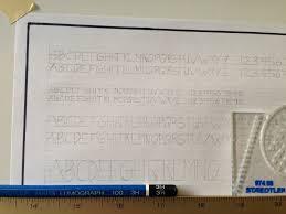 hand lettering a designer u0027s retreat