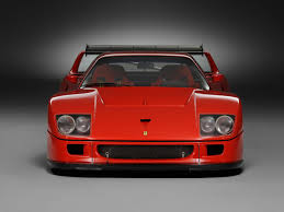 how many f40 are left the of the f40 lm drivetribe