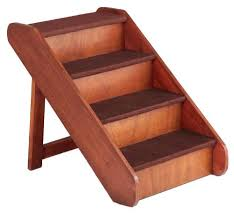 solvit 62352 pupstep x large wood pet stairs ca pet supplies