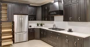 Espresso Kitchen Cabinets With Light Granite Exitallergycom - Espresso kitchen cabinets