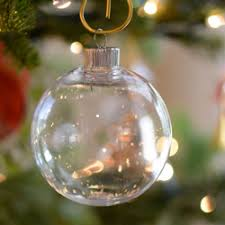 clear christmas ornaments 10 crafty ideas for clear ornaments craft outlet inspiration