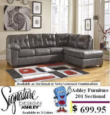 Ashley Furniture Leather Loveseat Living Rooms At Mattress And Furniture Super Center