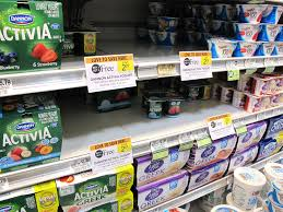 how i use free grocery coupons to never pay for groceries