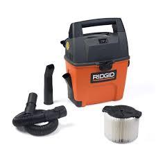 home depot black friday rigid ridgid 3 gal 3 5 peak hp portable pro wet dry vac wd3050 the
