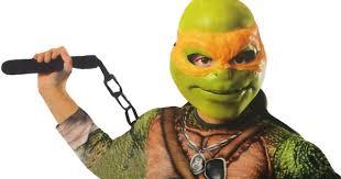 teenage mutant ninja turtles halloween costume reveals