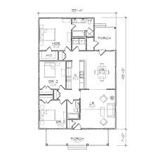 small bungalow floor plans small craftsman bungalow floor plan and elevation best house plans