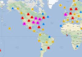 Python Map Example Github Ammaraskar Geoip Scraper Scrapes Specified Files