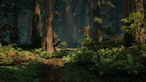 unreal engine 4 game wallpapers dice u0027s vegetation artist experiments with unreal engine 4 creates