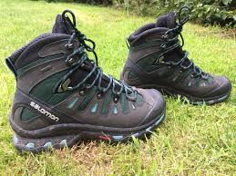 womens walking boots uk rambling with the in the salomon quest 4d s walking boot