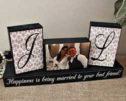 wedding gift ideas for friends personalized unique wedding gift for anniversary gift idea