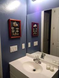 Sailor Bathroom Set Diy Nautical Bathroom Decor Mason Jars Soft And Glue