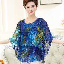 plus size silk blouse summer s plus size silk blouses batwing