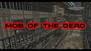 map of the dead minecraft mob of the dead map update 1
