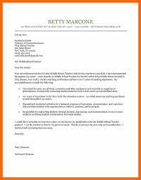 8 teaching cover letter credit letter sample
