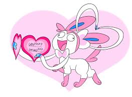 Sylveon Meme - totally early late happy valentine day from sylveon pokémon