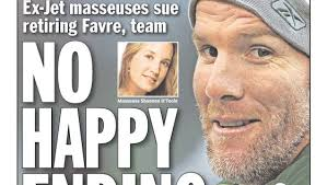 Massage Therapist Meme - third massage therapist says she won t sue favre jets