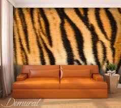 tiger tiger s print patterns wallpaper mural photo wallpapers demural