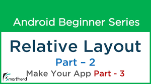 z index android relative layout 36 android tutorial relative layout user interface make your