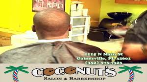 coconuts salon u0026 barber shop gainesville fl youtube
