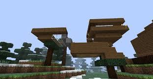 swag tree house photo in joeykoestner minecraft profile