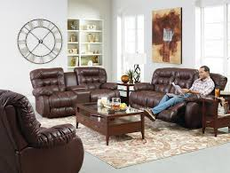 Best Sofa Recliner by Best Home Furnishings Plusher Space Saver Reclining Sofa Wayside