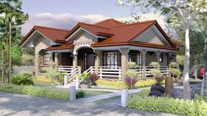 house plan elevated bungalow house design philippines youtube