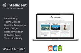 intelligent wordpress blog theme wordpress blog themes blog