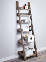 ideas for storage in small bathrooms best 25 bathroom ladder ideas on bathroom ladder