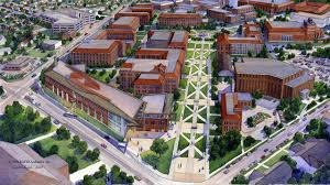 Purdue University Map Renderings The Neil Armstrong Hall Of Engineering Facilities