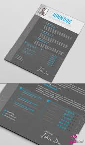 Best Free Resume Templates The 25 Best Free Creative Resume Templates Ideas On Pinterest