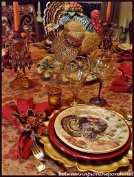 68 best table settings thanksgiving images on