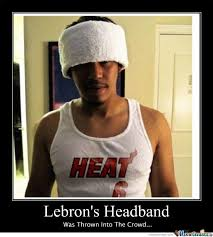 Lebron James Funny Memes - lebron james headband by jokia meme center