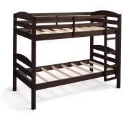 Bunk Beds Wood Better Homes And Gardens Leighton Wood Bunk Bed